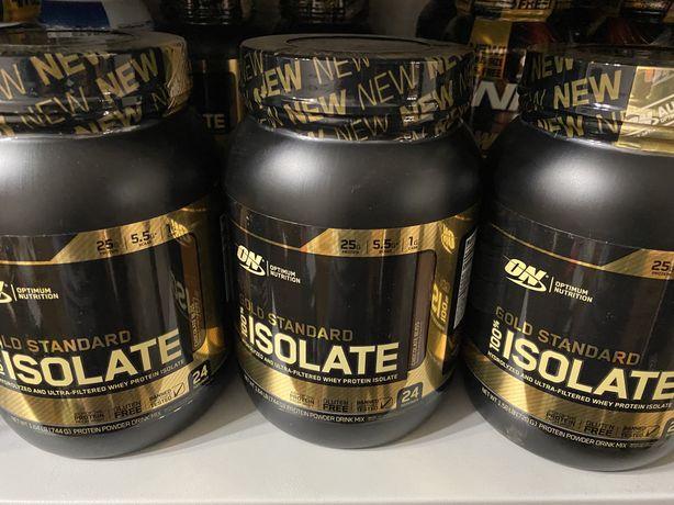 Протеин, изолят, optimum nutrition