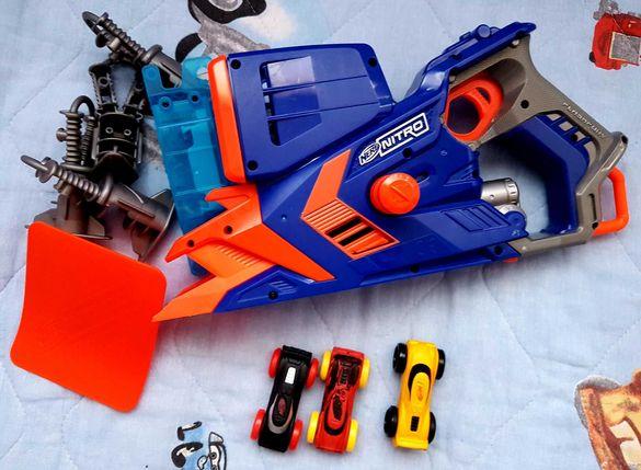 Детски пистолет Nitro