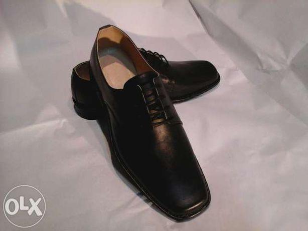 Pantofi militari, jandarmi și polițiști