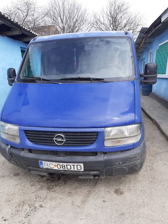 Opel movano 2.5 de vanzare