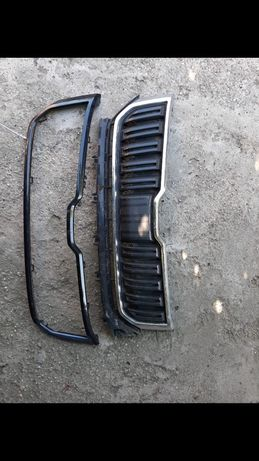 Grilă radiator skoda kodiaq.
