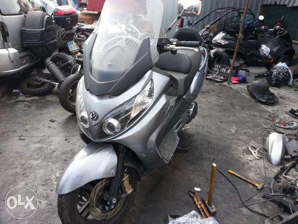 Мотоциклет,скутер Сим Макссим(Sym Maxsym)400 i на- части