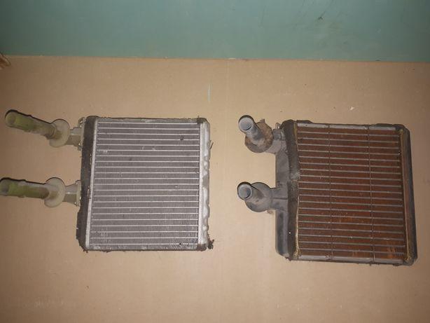 Радиатор печки на Primera p10 p11