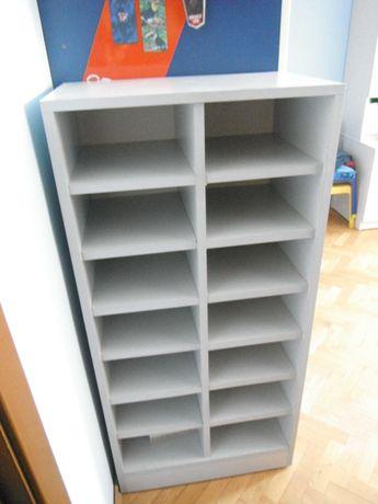 Шкаф ПДЧ с размери 54/33/115 см.