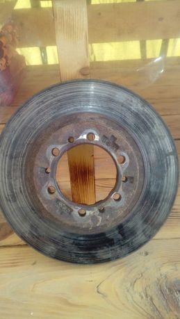 Тормозной передний диск от МИТСУБИСИ 5500 ТЕНГЕ.