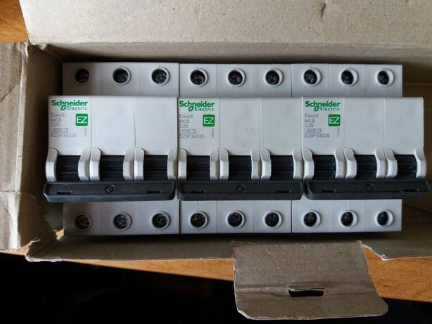 Новые автоматические выключатели Schneider Electric EZ9
