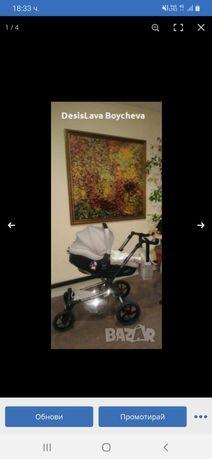 Бебешка количка Jane Crosswalk Matrix