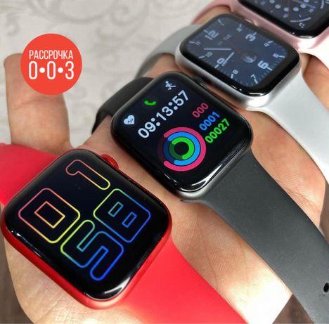 Оптом Watch 6 W26+ Оптом Apple watch 5 в Шымкент Оптом Смарт часы HW16
