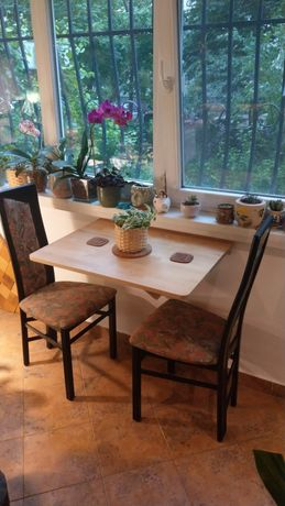 Set scaune lemn