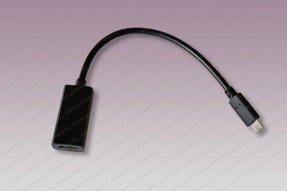 ANIMABG USB Type-C към HDMI преобразувател