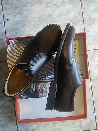 Pantofi din Piele marca Skypro. Certificare ISO 20347:2012. (44 si 45)