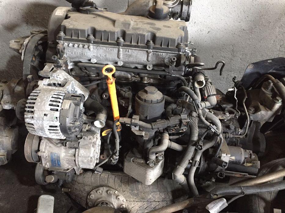 Motor agregat  Ford Galaxy 1.9 asz Poienile de sub Munte - imagine 1