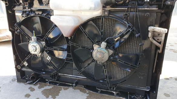 Радиатор Перки Маска Мазда 6 2.2D