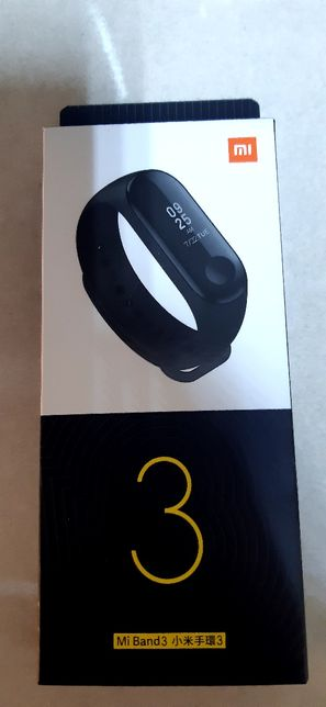 Ceas fitness xiaomi my band 3