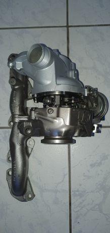 Turbina Audi a3 tt q3 2.0 tdi seat leon 184cp skoda octavia vw golf 7