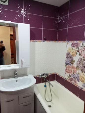 Продаётся трёх комнатное квартира с евро ремонтом лоджия шесть метров
