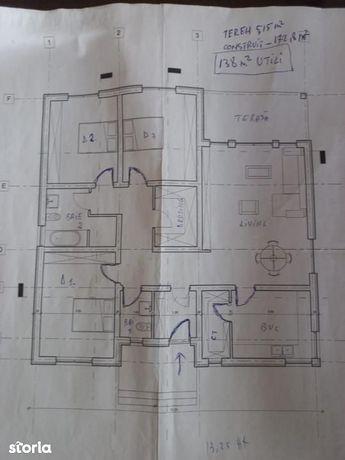 Casa individuala cu 4 camere, in Bucovat