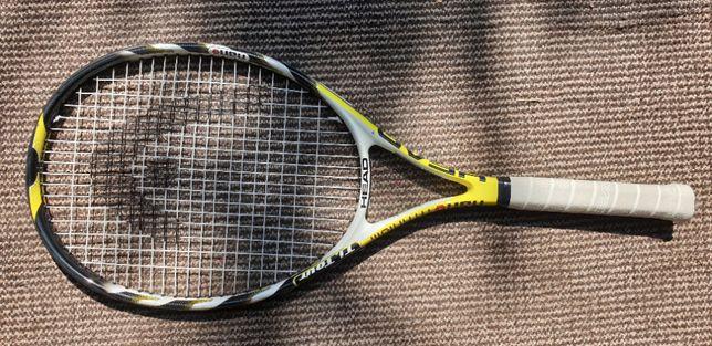 Теннисная ракетка Head Nano Ti Pro (yellow)+