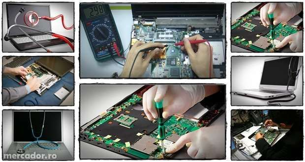 Reparatii Profesoionale Apple PC Laptop TV Monitor Consola Joc Diverse