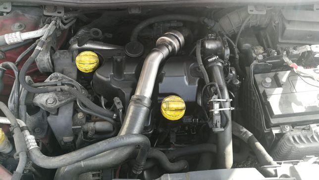 Motor 1.5 Renault Megane 3 euro 5 78 kw tip K9KG832