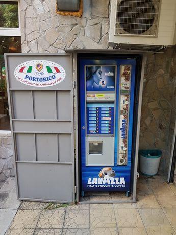Зануси спацио кафе автомат