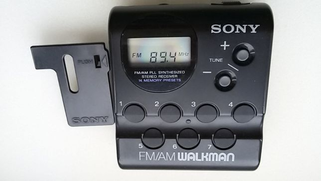 Sony Walkman Radio