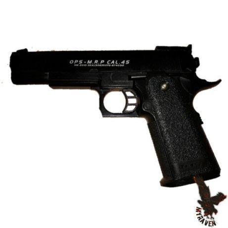 Pistol airsoft full metal,calibru 6mm,putere 400fps OPS CAL45 BERETTA