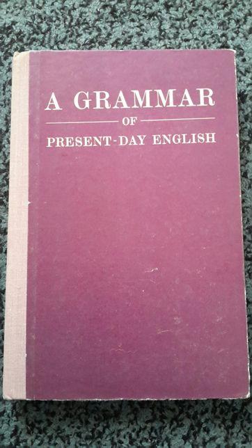 Грамматика современного английского языка. Учебник