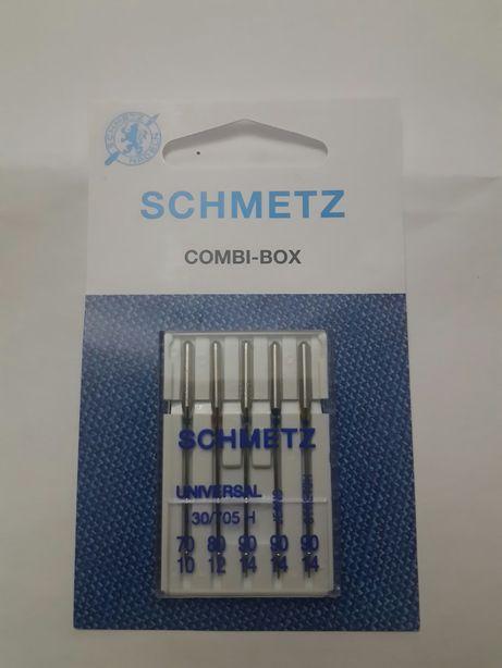 Иглы Schmetz на швейные машины