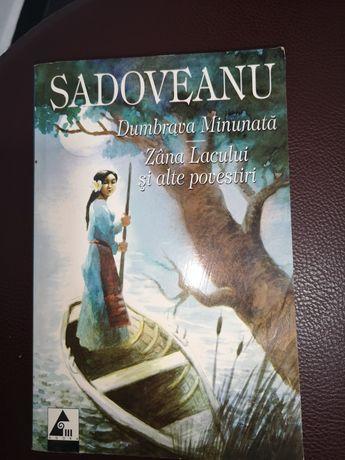 Carte veche autor Sadoveanu