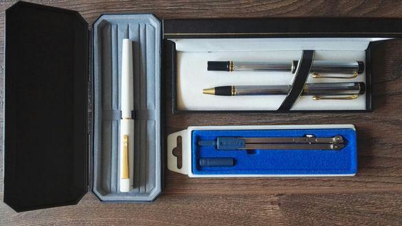 К-т луксозни писалки+химикал+пергел