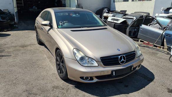 На Части CLS350 ЦЛС350 W219 Бензин 272 кс. Мерцедес Mercedes кожа