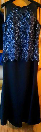 Дълга официална рокля 2XL