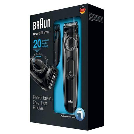 Тример/ машинка за подстригване Braun BT3020