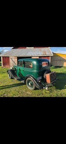 Vând Oldtimer Ford Model junior model Y, Tudor an fabricație 1932