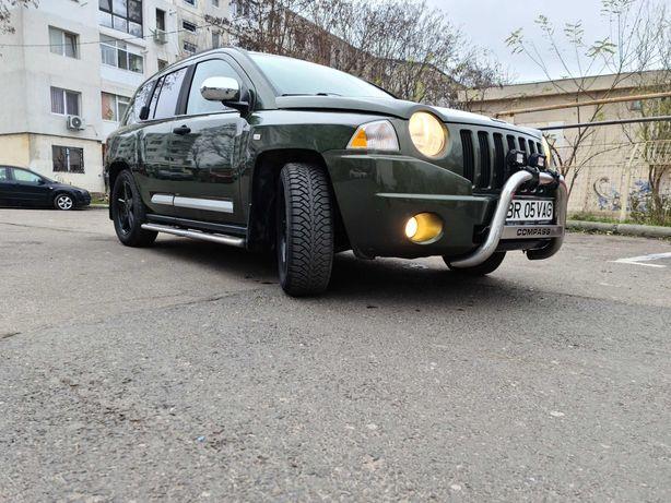 Jeep Compass 2007 2.4l 4x4