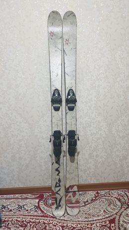 Лыжи Volkl твинтип 161см