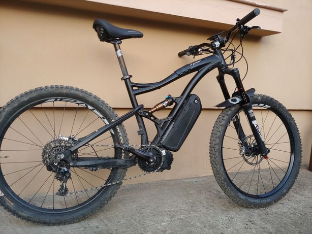 Bicicleta Electrica 1000W custom build top spec
