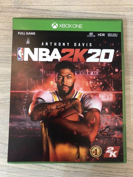 Cod NBA 2K20