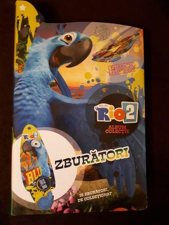 Album colecție Rio 2 Penny
