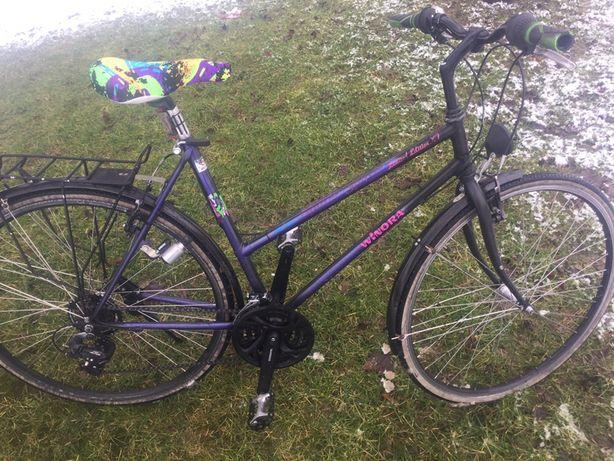 Bicicleta Winora city dama columbus
