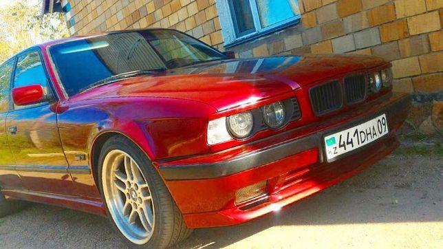 Спойлер сабля, козырёк, реснички для BMW E34