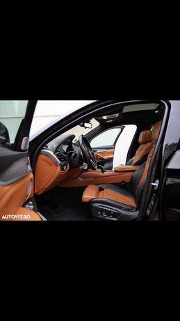 Vand BMW X6 negru  5.0 diesel