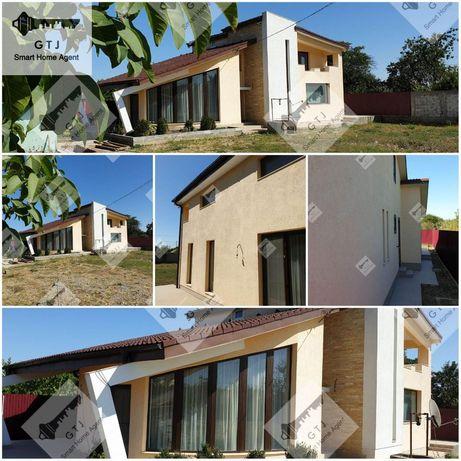 Casa-Domeniu Popesti-acces rapid E85-teren 6000mp/livada+Vie 5000mp