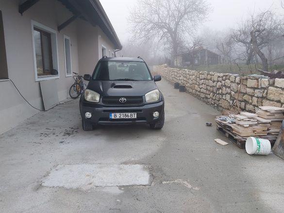 Тойота RAV4 2.0 D4D