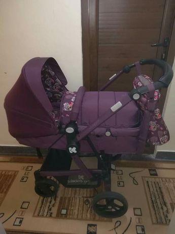 Бебешка количка kikka boo jasper 2в1