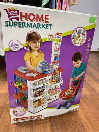 Большой набор супермаркет