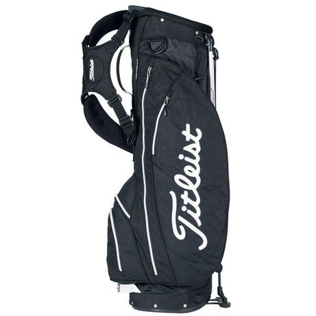 Titleist Golf Bag with carry-on straps and carbon stand (New)