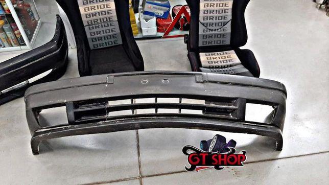 Передний бампер BMW E34, тюнинг Е34, спойлер козырек