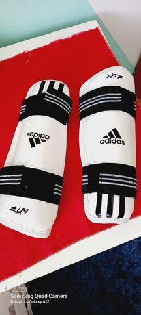 Apărători tibie pentru picior noi Adidas pentru Taekwondo